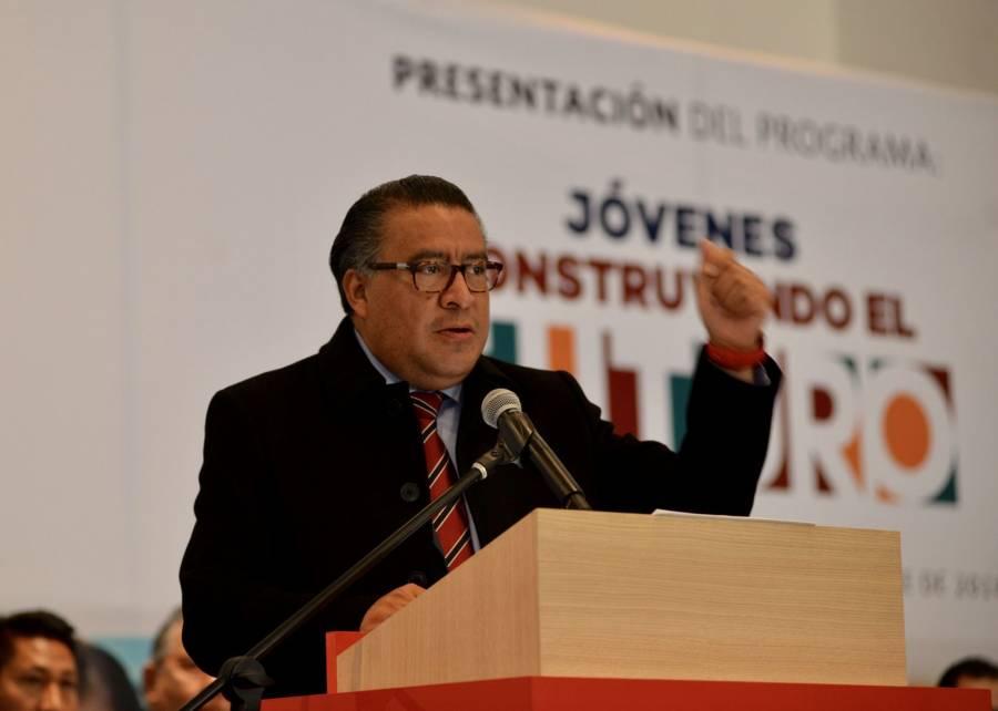 Este es Horacio Duarte, nuevo director de Aduanas