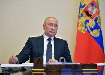 Rusia aún no alcanza el máximo de contagios por Covid-19: Putin
