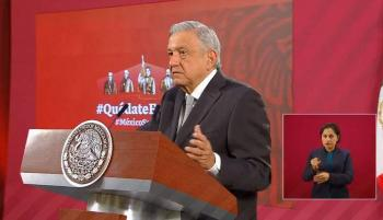 Horacio Duarte encabezará Aduanas