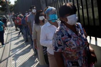 Perú supera los 30 mil contagios por Covid-19