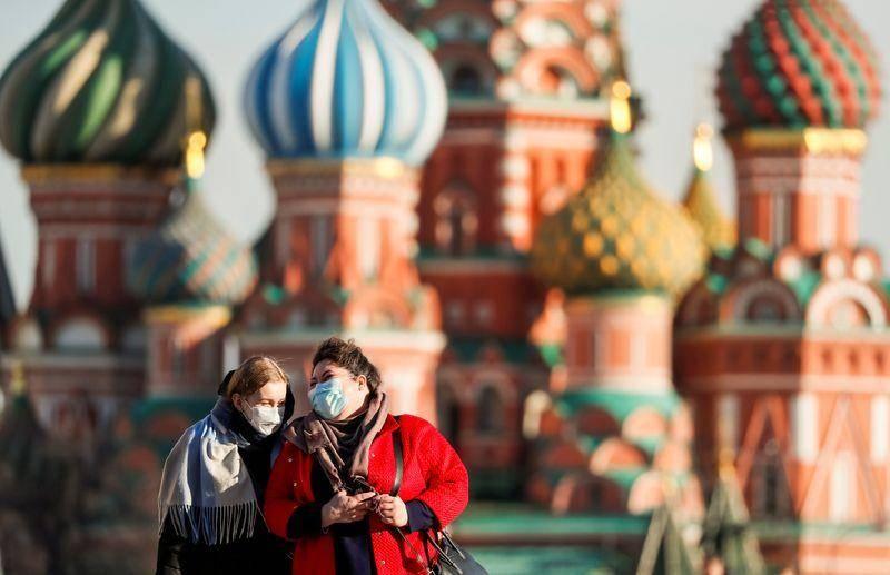 Rusia roza los 100 mil casos de Covid-19
