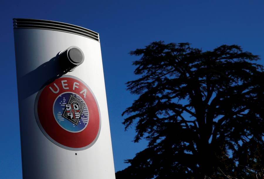 "UEFA ve ""posible"" reanudar ligas europeas"