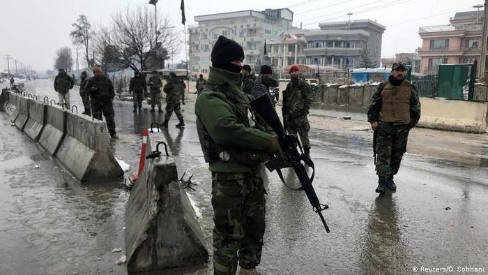 Tres muertos y 15 heridos por atentado suicida en Kabul