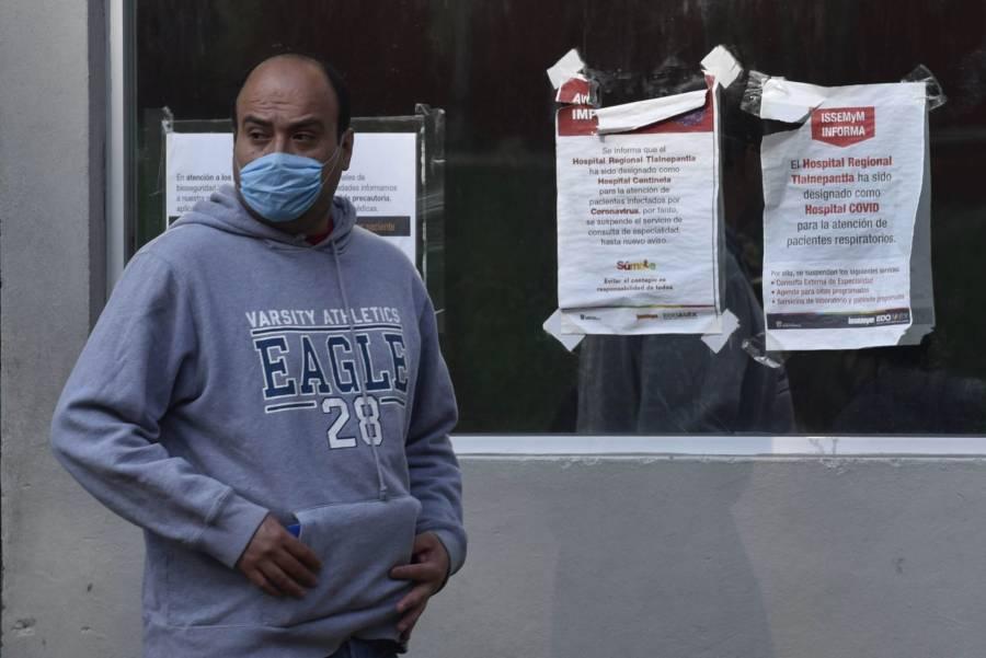 Reportan 20 defunciones y 20 nuevos casos en Tamaulipas