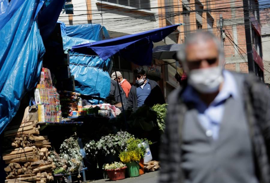 Bolivia extiende cuarentena hasta el 10 de mayo