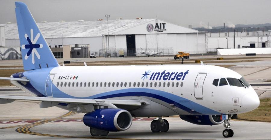 Interjet sale de la IATA y solo le quedan 12 aviones