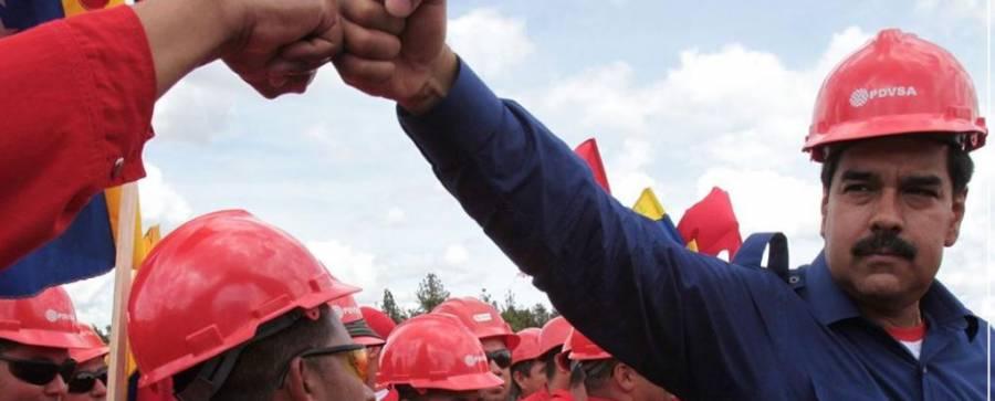 EE. UU. busca a empresas mexicanas vinculadas a Maduro