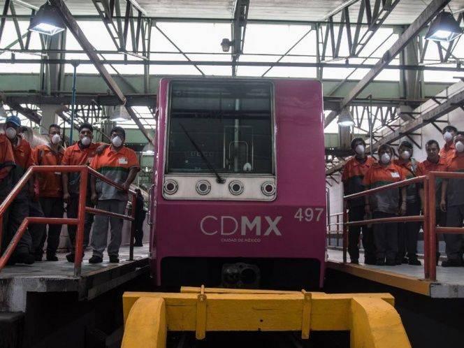 91 casos confirmados de Covid-19 en el Metro de la capital