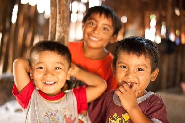 Los niños son casi 31% de la población… y muchos trabajan