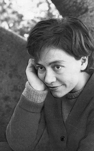 Alejandra Pizarnik, la joven poeta