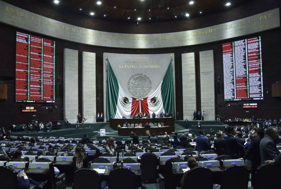Diputados de oposición indican que no facilitarán la aprobación de iniciativa presidencial