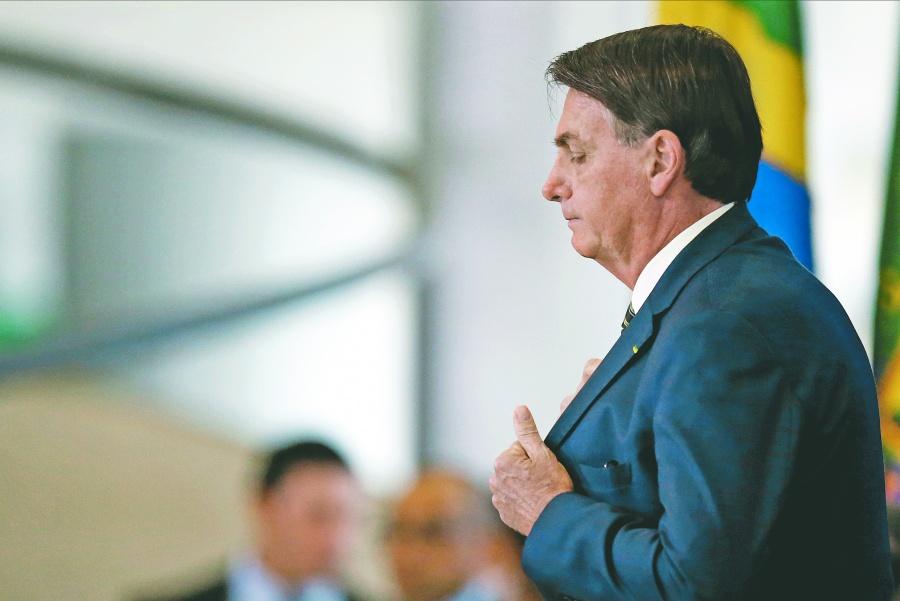 Bolsonaro revoca nominación  de jefe de la Policía Federal