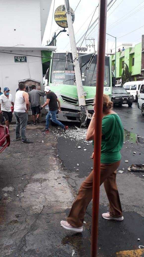 Extorsionadores asesinan a Chofer de autobús en Chimalhuacán