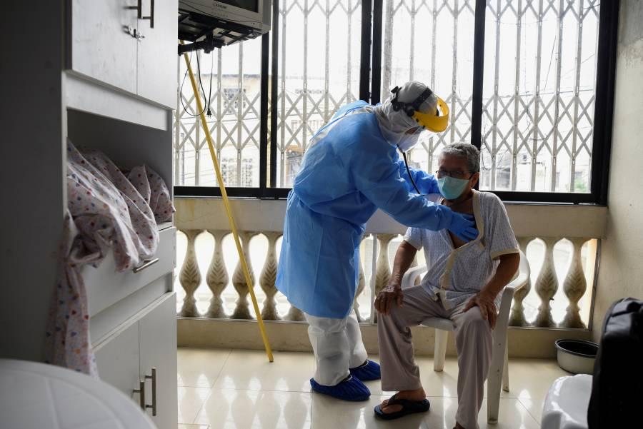 En Ecuador, curva de contagios ya se estabilizó, dice Lenín Moreno