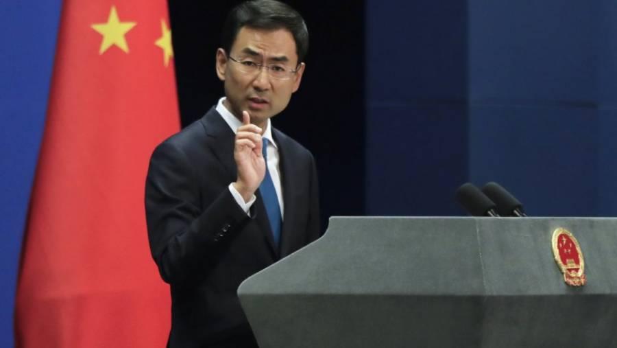 Rechaza China pretender interferir en elecciones presidenciales en EE UU