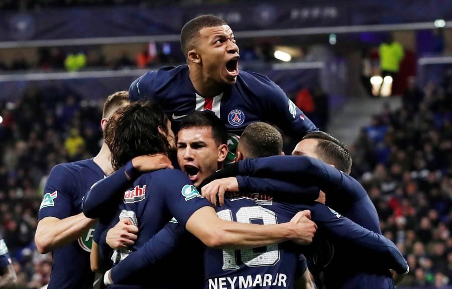 Ligue 1 proclama campeón al PSG