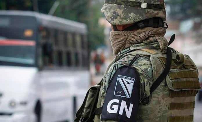 Guardia Nacional aseguró casi 300 kilos de marihuana en San Luis Potosí