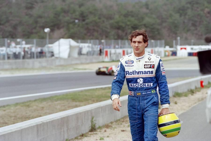 Se cumplen 26 años del choque mortal de Ayrton Senna