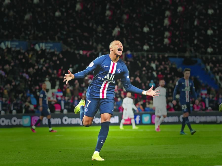 Francia corona al PSG, primer campeón directo tras Covid-19 en Europa