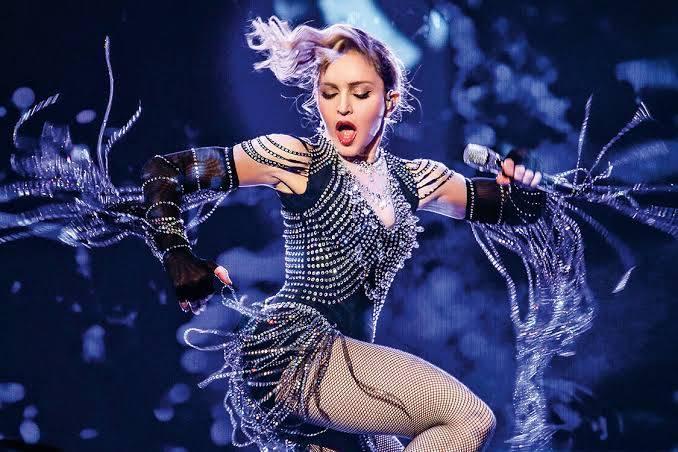 Madonna anuncia tener anticuerpos contra Covid-19