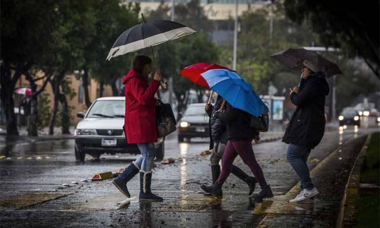 Prevén lluvias intensas por frente frío 58 en sureste del país