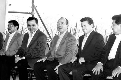 Felipe Calderón desea Osorio Chong se recupere pronto de coronavirus