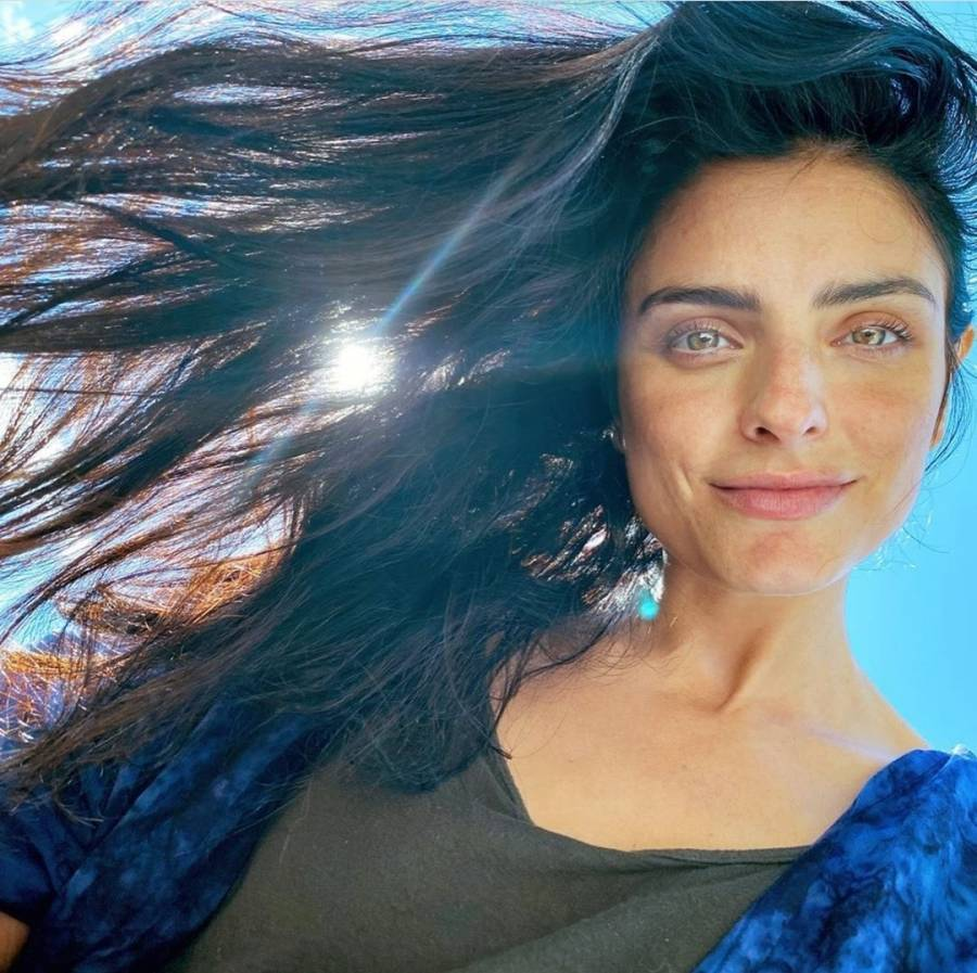 Aislinn Derbez regresa a Twitter
