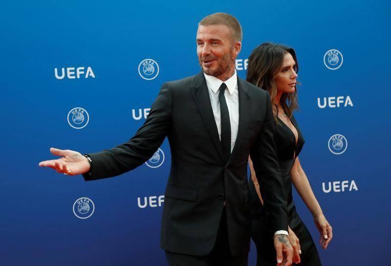 """David Beckham, el """"galáctico"""" inglés festeja 45 años de vida"""