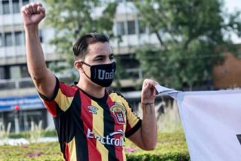 ¿Regresa Omar Bravo a la Primera División?