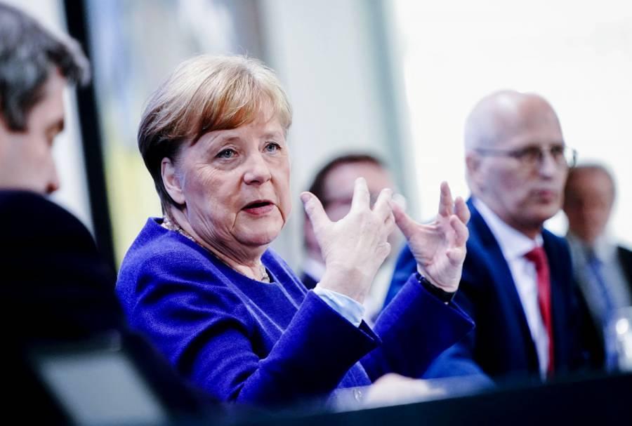 Angela Merkel pide una vacuna contra Covid-19 para todos