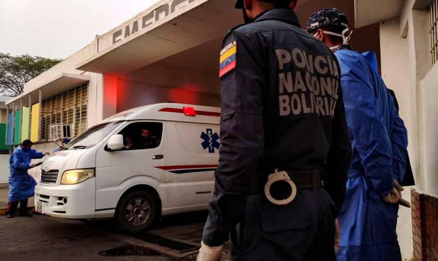Motín en cárcel de Venezuela deja 46 muertos y 50 heridos