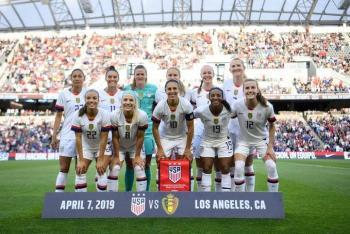Selección Femenina de Estados Unidos pierde demanda de igualdad salarial