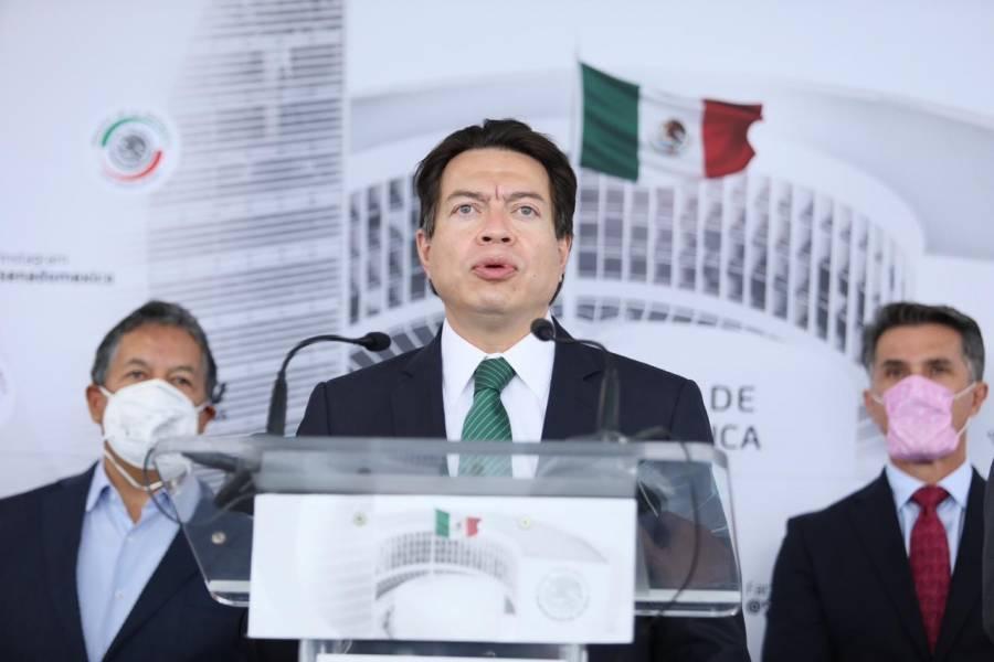 El Grupo Parlamentario de Morena, insistirá en una reforma para el control y destino del gasto por parte de la Cámara de Diputados