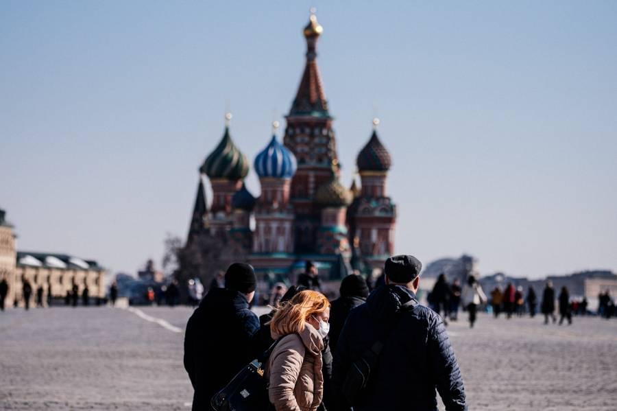 Registra Rusia el mayor aumento de casos confirmados, con 10 mil 633 en un día