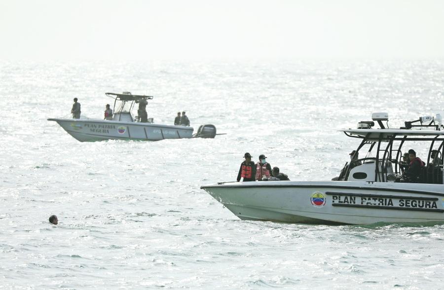 Venezuela denuncia ataque  marítimo para derrocar a Maduro
