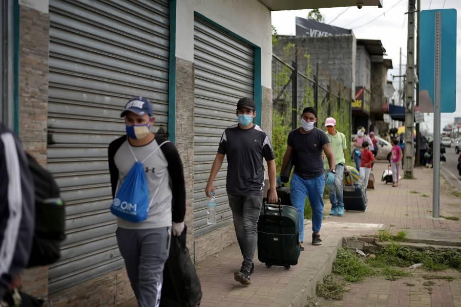 Ecuador supera los 30 mil casos de Covid-19