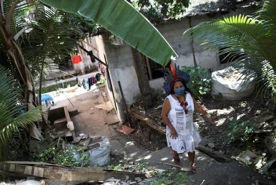 Piden a la OMS fondo de protección para comunidades indígenas en Brasil por el Covid-19