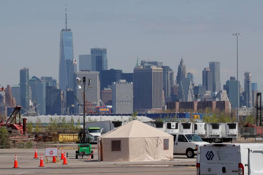 Nueva York prevé reapertura gradual para este 15 de mayo