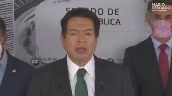 Morena preparará iniciativas adicionales a la que presentó el Ejecutivo Federal