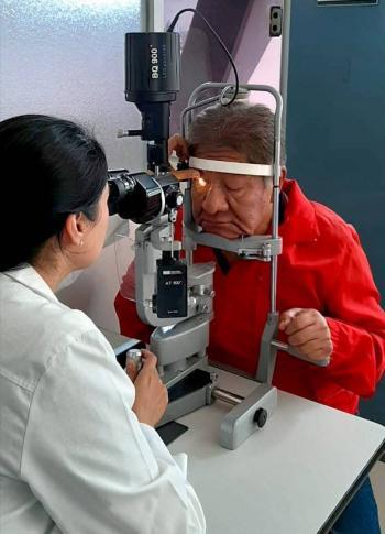 ISSSTE hace exitoso trasplante de córnea durante pandemia