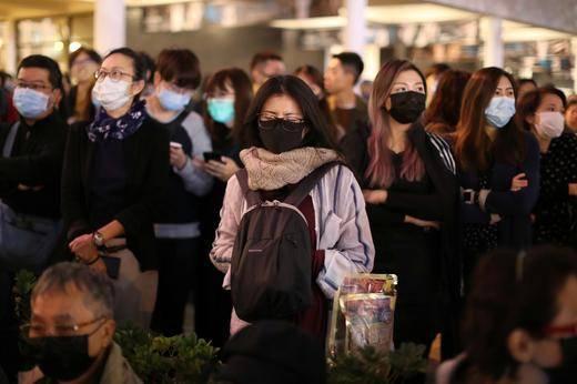 Alista Hong Kong relajación de medidas de aislamiento social por virus
