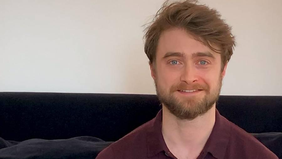 """Daniel Radcliffe lee """"Harry Potter y la Piedra Filosofal"""""""