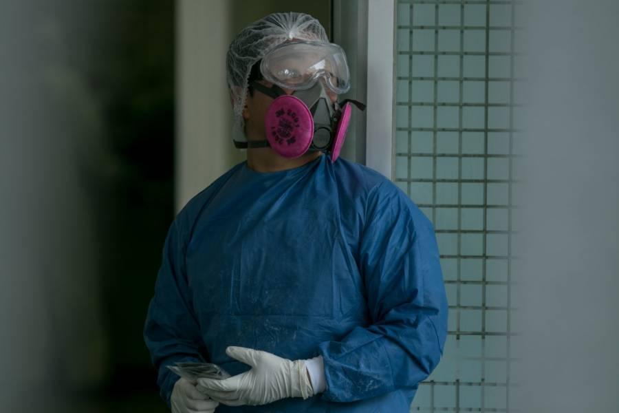 Al menos cinco médicos fallecidos por Covid-19 en la CDMX