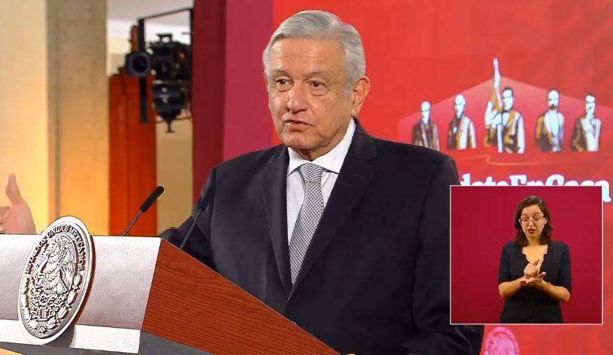 AMLO dice que por consulta se decidirá si se juzga a ex presidentes neoliberales