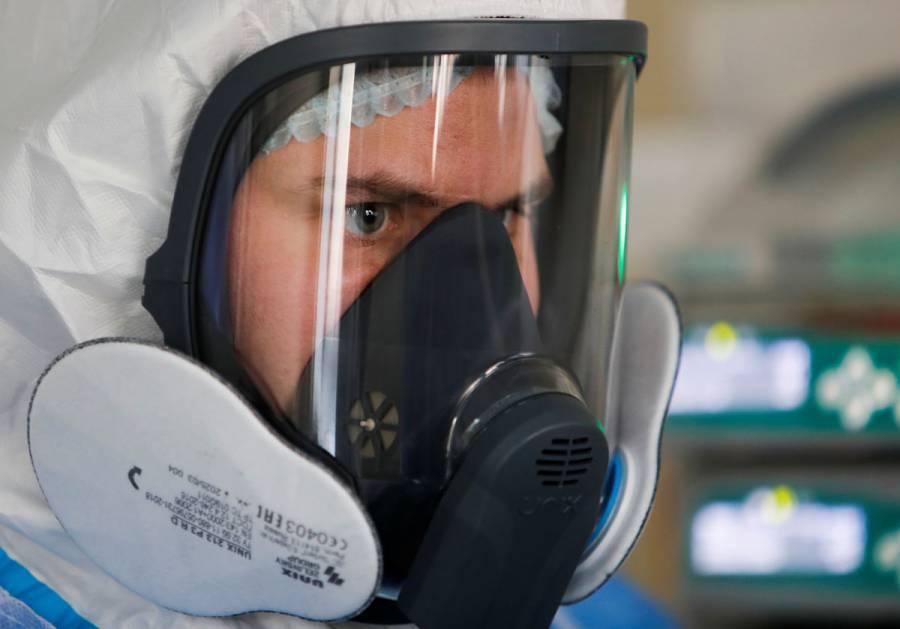 Rusia registra más de 10 mil contagios por Covid-19 en un día