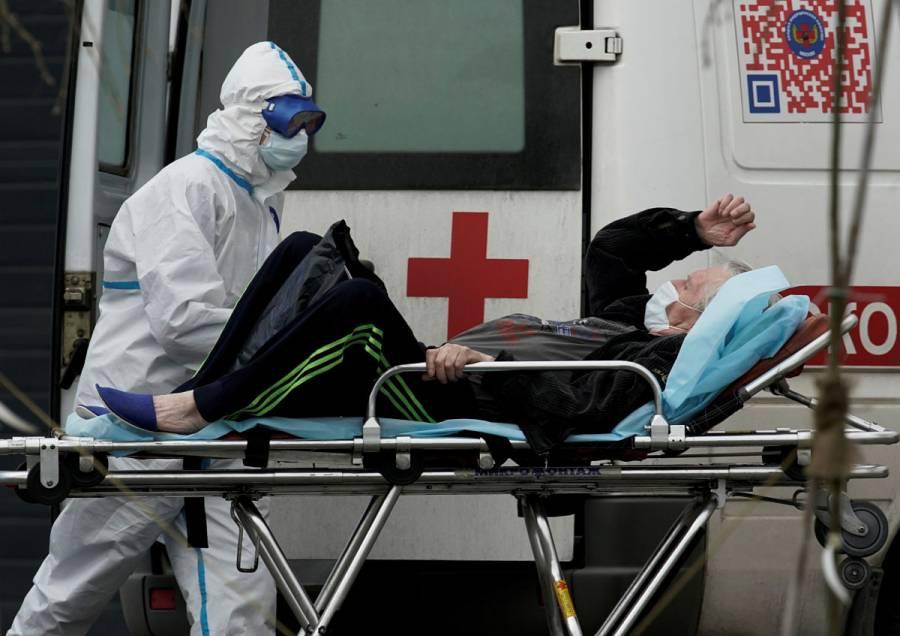 Reino Unido supera a Italia en número de muertes por Covid-19