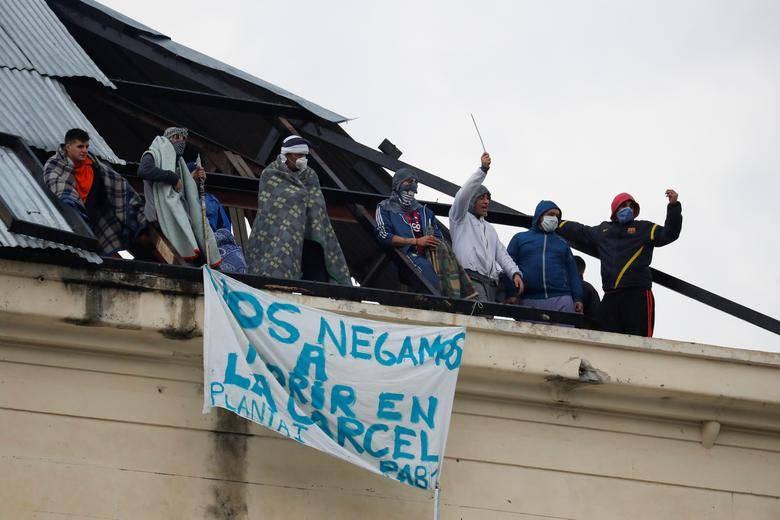 Alerta ONU por contagios de coronavirus en cárceles de América Latina