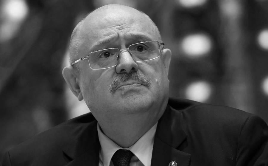 Despedida de Yevgueni Mikrin, el científico detrás del espacio