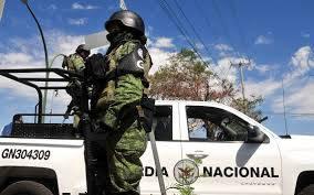 Se aplicará todo el peso de la ley a elementos de GN involucrados en extorsión en Sonora