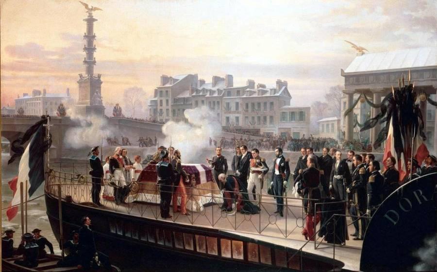 Aniversario luctuoso de Napoleón Bonaparte